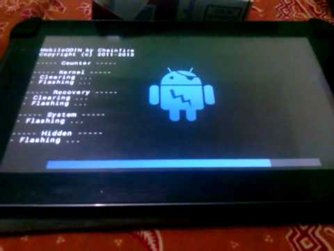 Cara] How To Update Firmware Galaxy Tab 2 To JellyBean 4.2.2 - GT