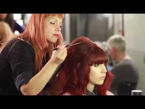 [goicam.vn] Hướng dẫn tạo kiểu tóc phồng xoăn nhẹ mái ngang Electric Contrast