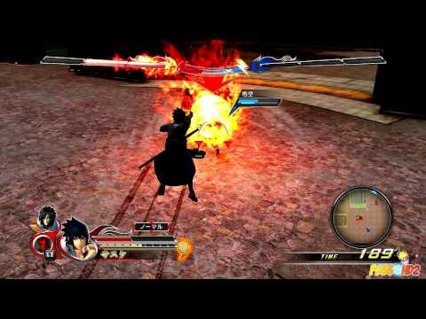 J-Stars Victory VS - Sasuke & Madara vs Naruto & Goku  | ジェイスターズ ビクトリーバーサス