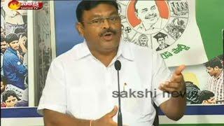 Cash for Vote : Ambati Rambabu Fires on Chandrababu