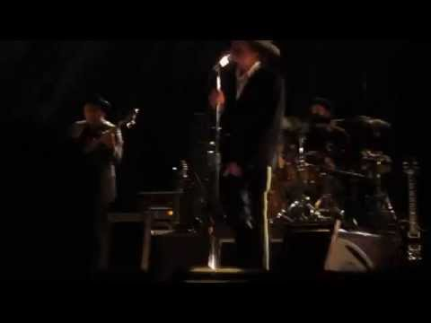Bob Dylan -Long And Wasted Years, Dublin June 17th 2014