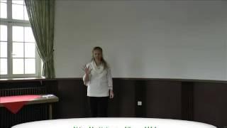 Messe Vortrag über Aktive Meditation AMiA
