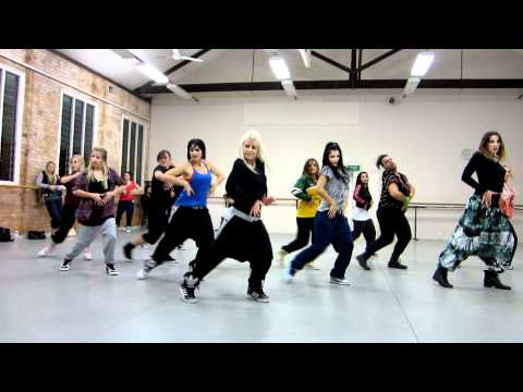 'Louboutins' Jennifer Lopez choreography by Jasmine Meakin (Mega Jam)