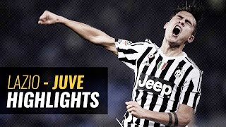 04/12/2015 - Serie A TIM - Lazio-Juventus 0-2