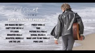 Rod Stewart - 'Time' Album Sampler