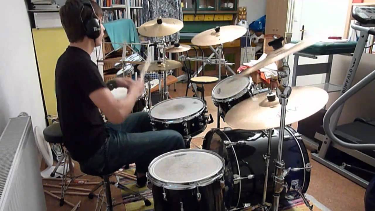 Daniel Powter - Bad Day Drum Cover - YouTube