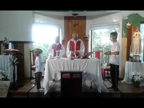 Santa Missa | 22.01.2021 | Sexta-feira | Padre José Sometti | ANSPAZ