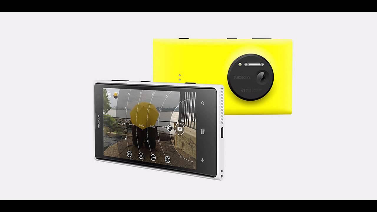 Nokia Officially Unveils the 41-Megapixel Lumia 1020 – Available