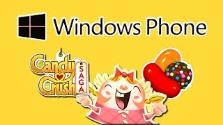 Candy Crush Para Windows Phone?