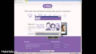 Kako instalirati Viber za Windows