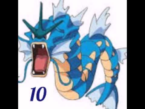 Top 10 pokemon dep nhat cua 3 he