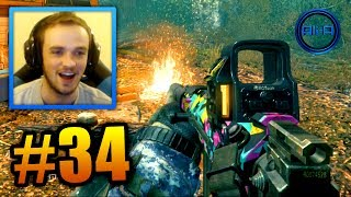 """HUNT Ali-A!"" - COD Ghosts LIVE w/ Ali-A #34 - (Call of Duty Ghost Gameplay)"