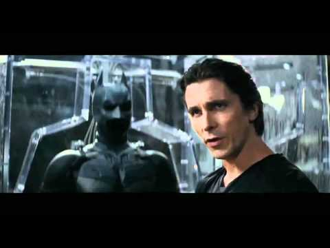 THE DARK KNIGHT RISES - EURO CUP 2012 (ENGLAND VS FRANCE) INTERNATIONAL TV SPOT