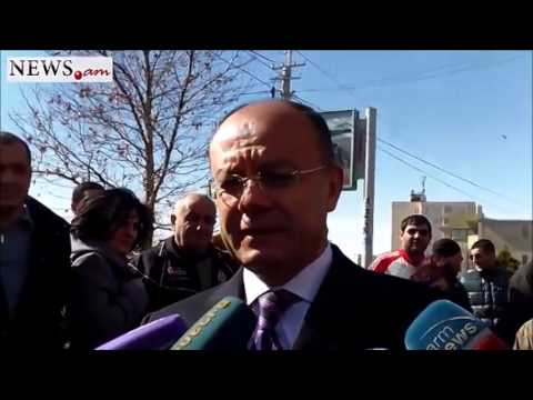 Armenians remember Gurgen Margaryan - victim of Azeri killer - Feb 19, 2014