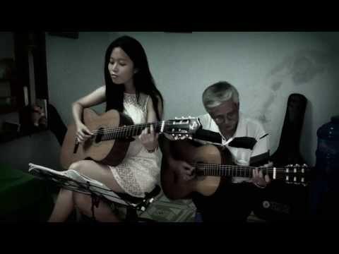 đêm thấy ta là thác đổ- Trình bày Khỉ xàm và guitarist Trần Văn Quang