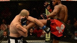 [Jon Jones vs Glover Teixeira Mega Fight!]