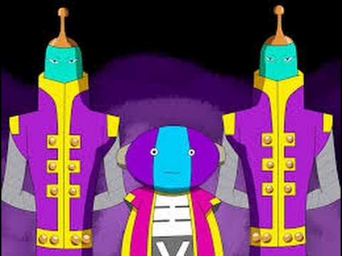 Bảy Viên Ngọc Rồng Siêu Cấp tập 67 Zeno viếng thăm