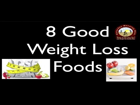 8 Good Weight Loss Foods for the Holidays