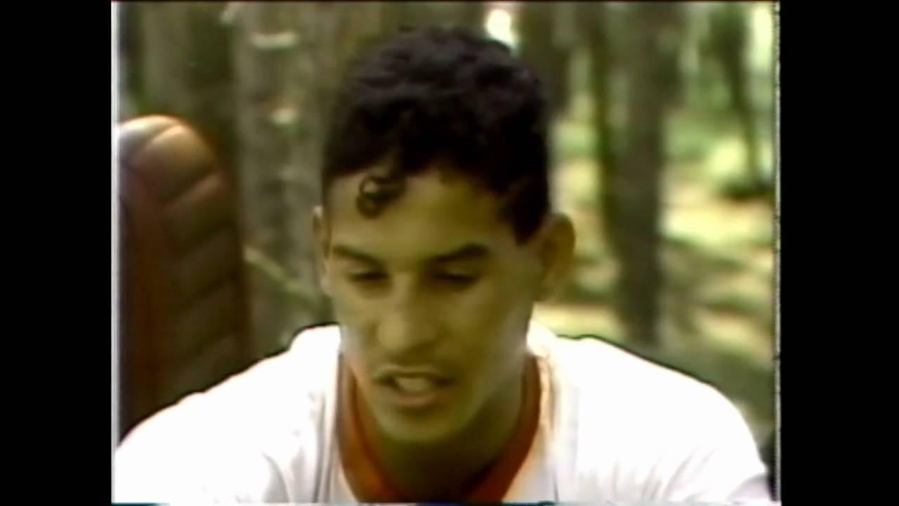 Hector Camacho vs. Edwin Rosario
