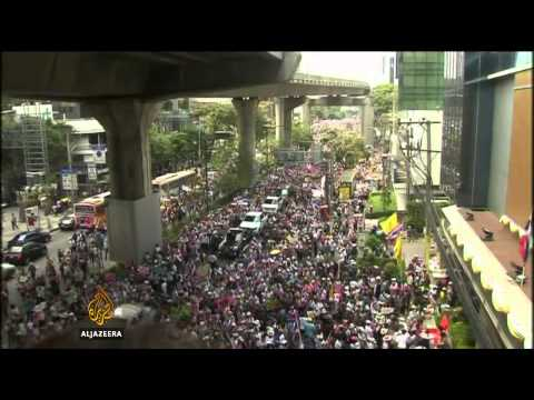 Thailand opposition calls for poll delay