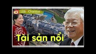 Hội nghị Apec 2017: Khối Tài sản khủng của Nguyễn Phú Trọng sẽ bị phanh phui