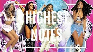 14 Times Little Mix ATTEMPTED Their HARDEST Vocals