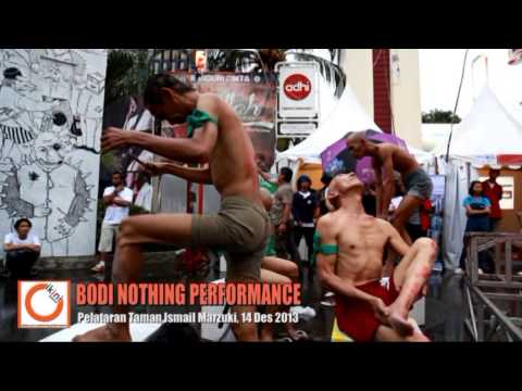 Body Nothing Performance