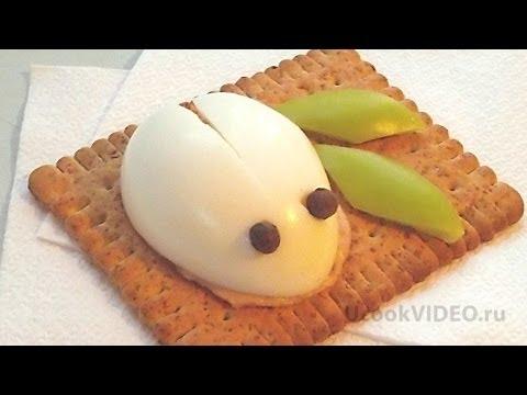 Бутерброды «Жучки»