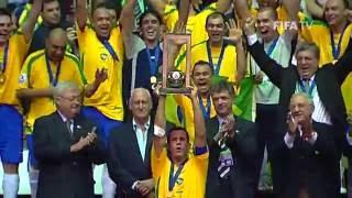 Brazil v. Spain - Futsal World Cup FINAL 2008 - HIGHLIGHTS
