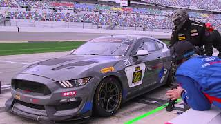 All Access: Ford Development drivers at Rolex 24 weekend. Гонки Наскар. Смотреть видео Nascar