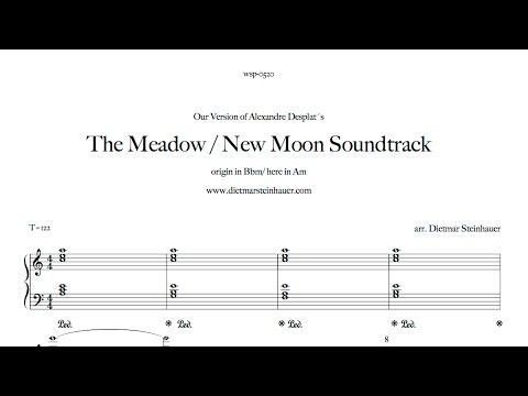 The meadow new moon soundtrack youtube for Dietmar steinhauer
