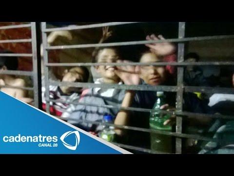 PGR rescata a adolescentes y niños maltratados de albergue en Zamora,  Michoacán