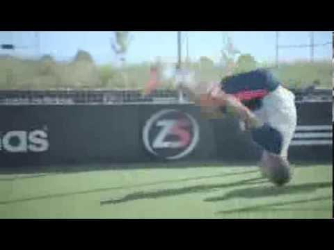 Adidas - Sport Energy Shower Gel featuring Zinedine Zidane