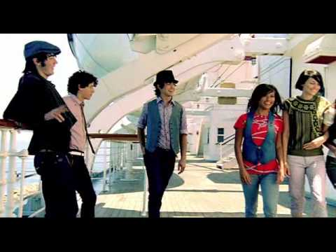 Jonas Brothers – SOS Music Video – Official (HQ)