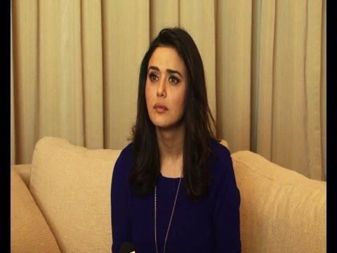 Preity Zinta opens-up on Facebook - IANS India Videos