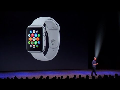 Inside Scoop: Apple says Watch will ship in April, reports record iPhone sales