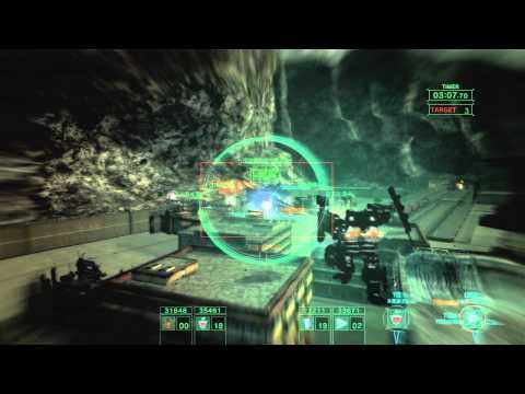 Новое видео Armored Core V