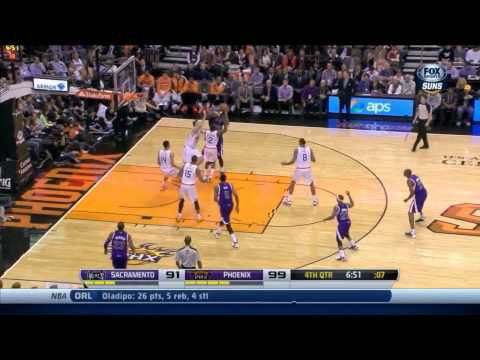 Miles Plumlee 2013 Highlights - Phoenix Suns [HD]