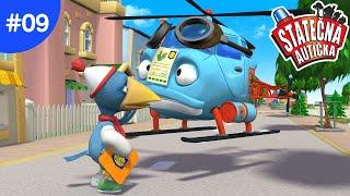 Statočné autíčka - Policajná fraška