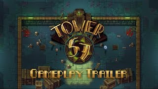 Tower 57 - Gameplay Trailer