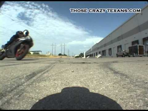 Motorcycle 180 Drift