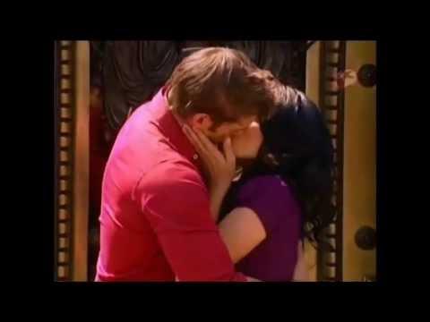 Malu e João Miguel Melhores Beijos (Cuidado Com O Anjo)