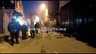 عاجل بالفيديو | على المباشر.. شاهد انهيار أحد منازل حي البلدية بدرب السلطان | قنوات أخرى