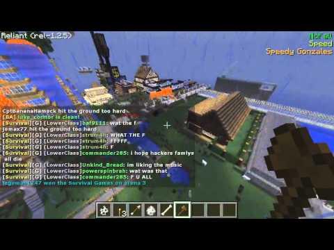 Minecraft Griefing - FCuK Minecraft -8JvbYh2qx6c