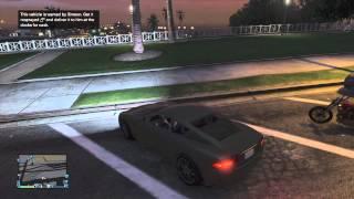 """GTA V L Online L RARE """"Ocelot F620"""" Maserati Location"""