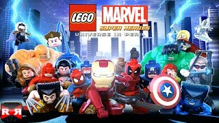 LEGO Marvel Super Heroes: Universe In Peril (By Warner