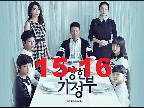 Quản gia bí ẩn tập 15 & 16, phim tình cảm Hàn Quốc