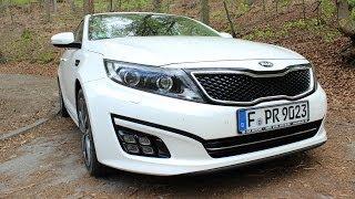 ' 2014 Kia Optima ' Test Drive & Review TheGetawayer