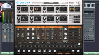 Image-Line Drumaxx | Dan-D makes music with the BeatKillaz Producer Bundle view on youtube.com tube online.