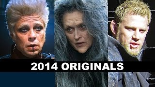Top Ten Movies 2014 : Guardians Of The Galaxy, Jupiter